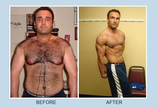 Ruzbeh Kheriabi - LifeFuel Fitness